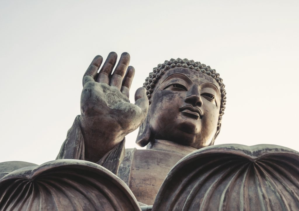 Buddhist temples in Hong Kong (1)