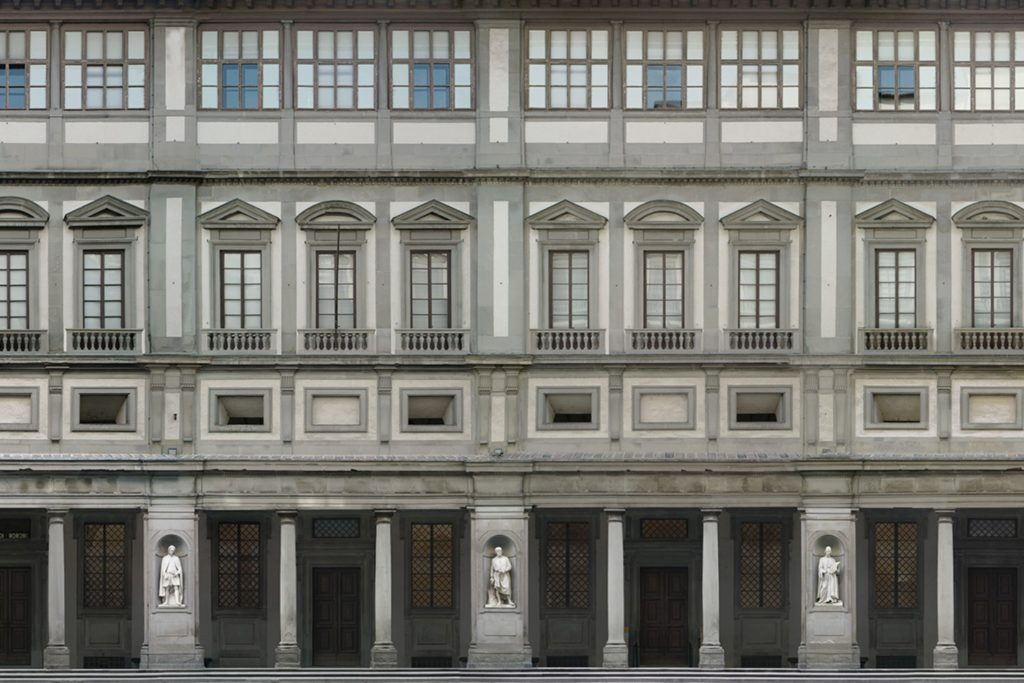 The Uffizi Gallery in Florence (2)