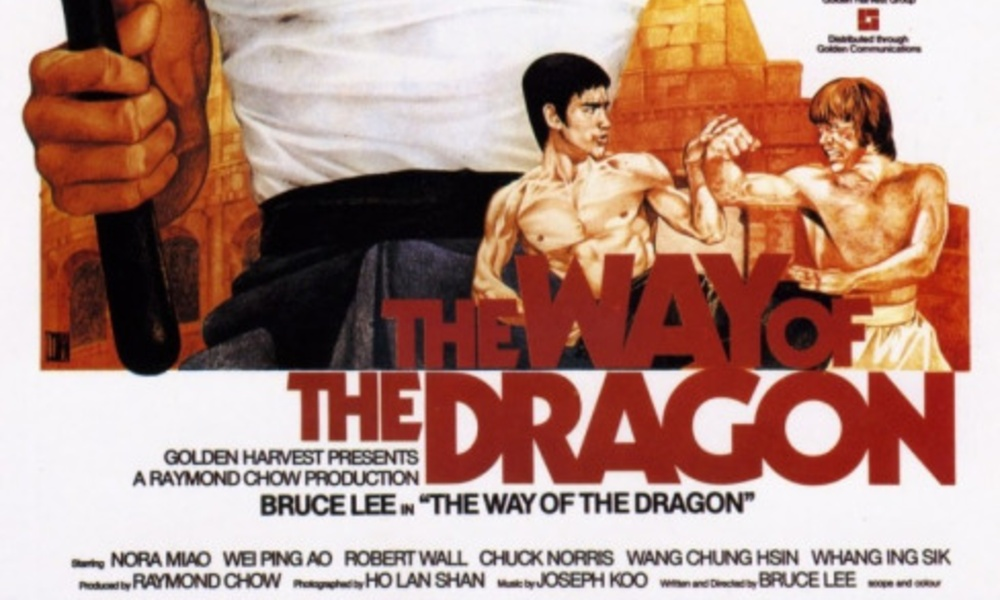 The Way of the Dragon (1)